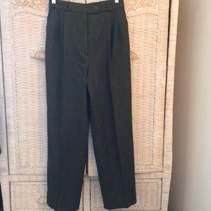 BURBERRY CASHMERE BLEND PANTS!!